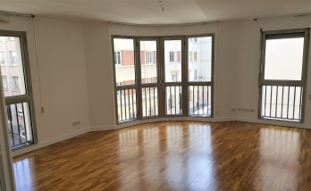 Rénovation Appartement Lyon 6 - Peinture, Ponçage et Vitrification